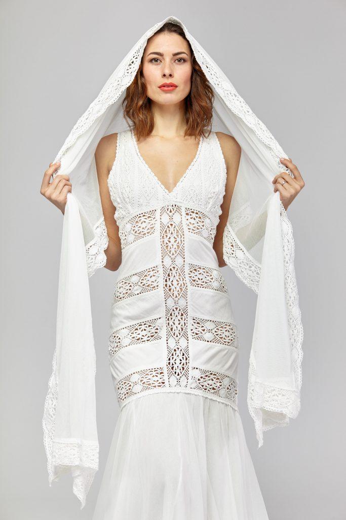 Vestidos novia ibicencos precios